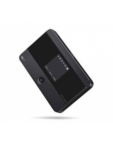 TP-Link M7350 Wifi m&oacute vil 4G LTE Advanced, modem interno 4G, ranura para tarjeta SIM, pantalla TFT de 1.4 pulgadas, bater&