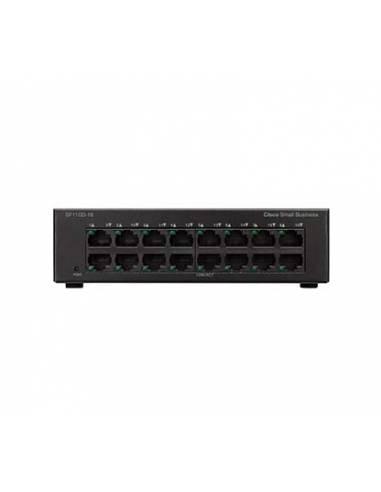 Cisco SMB SG110-16-EU SG110-16 16-Port Gigabit Switch