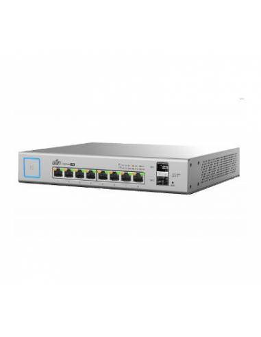Ubiquiti Networks UBIQUITI US-8-150W UniFi Switch, 8-Port, 150W