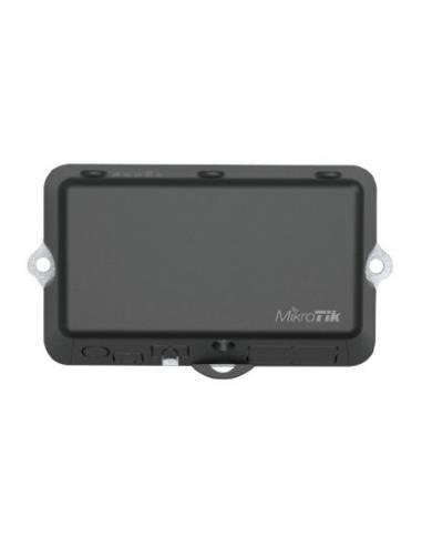 Mikrotik LtAP mini LTE kit RB912R-2nD-LTm&amp R11e-LTE with 650MHz CPU, 64MB RAM, 1xLAN, built-in 2.4Ghz 802.11b/g/n Dual Chain